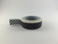 Washi Tape - Black Scales #944