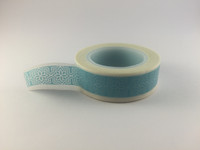 Washi Tape - Blue Floral Print #950