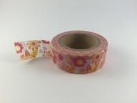Washi Tape - Floral Fun #654