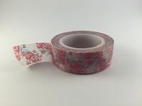 Washi Tape - Pink & Aqua Floral #970