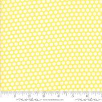 Moda Fabric - Basics - Bonnie & Camille - Yellow #55023 30
