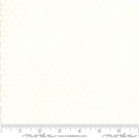 Moda Fabric - Basics - Bonnie & Camille - White #55023 38