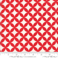 Moda Fabric - Basics - Bonnie & Camille - Red #55111 41