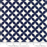 Moda Fabric - Basics - Bonnie & Camille - Navy #55111 47