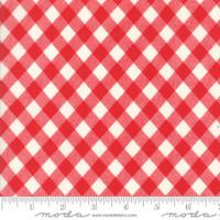 Moda Fabric - Basics - Bonnie & Camille - Red #55124 31