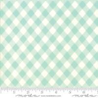 Moda Fabric - Basics - Bonnie & Camille - Aqua #55124 35