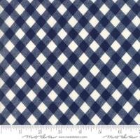 Moda Fabric - Basics - Bonnie & Camille - Navy #55124 37