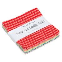 Moda Fabric Precuts Treat - Basics by Bonnie & Camille