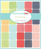 Moda Fabric - Basics- Bonnie & Camille - Half Metre Bundle