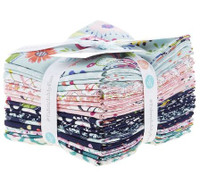 Riley Blake Fabric - Enchanted - Dodi Lee Poulsen - Fat Quarter Bundle