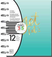Create 365 - Me and My Big Ideas - CLASSIC Happy Planner™ - Get Fit Planner - 12 Months