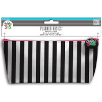 Create 365 - Me and My Big Ideas - Pencil Case - Black & White Stripes