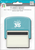 Create 365 - Me and My Big Ideas - Checklist Self-Inking Stamp