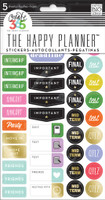 Create 365 - Me and My Big Ideas - School/College Planner Stickers