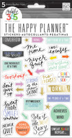 Create 365 - Me and My Big Ideas - Fitness Planner Stickers