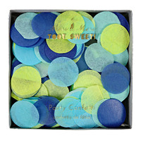 Meri Meri - Blue Party Confetti