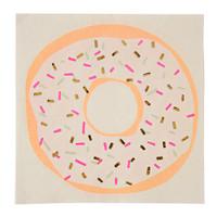 Meri Meri - Foiled Doughnut Napkin
