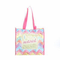 Multi-Purpose Enviro Tote I Am A Material Girl