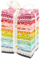 Robert Kaufman Fabric Precuts - Fat Quarter Bundle  - Pond by Elizabeth Hartman