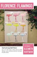 Florence Flamingo Pattern - Elizabeth Hartman