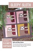 Sleepy Sloth Pattern - Elizabeth Hartman