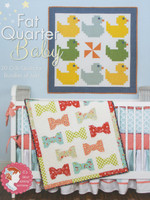 Fat Quarter Baby Book - Softcover