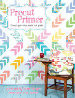 Precut Primer Book - Softcover - It's Sew Emma - By Barbara Groves & Mary Jacobson