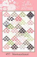 Lella Boutique Quilt Pattern - Homestead