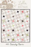 Lella Boutique Quilt Pattern - Candy Box