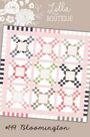 Lella Boutique Quilt Pattern - Bloomington