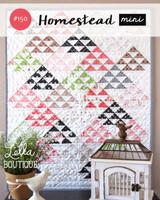 Lella Boutique Quilt Pattern - Homestead Mini