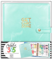Create 365 - Me and My Big Ideas - The Happy Planner™ Deluxe Cover - Mint - CLASSIC