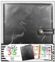 Create 365 - Me and My Big Ideas - The Happy Planner™ Deluxe Cover - Black - CLASSIC