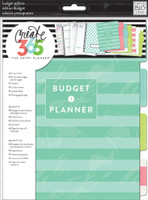 Create 365 - Me and My Big Ideas - The Happy Planner™ Budget Extension Pack - CLASSIC