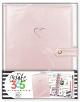 Create 365 - Me and My Big Ideas - The Happy Planner™ Deluxe Cover - Rose Gold - MINI