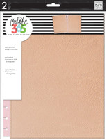 Create 365 - Me and My Big Ideas - The Happy Planner™ Snap-In Cover - Rose Gold - BIG