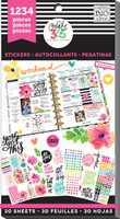 Create 365 - Me and My Big Ideas - The Happy Planner™ Value Pack Stickers - Today Is The Day