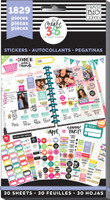 Create 365 - Me and My Big Ideas - The Happy Planner™ Value Pack Stickers - Planner Basics