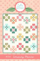 Lella Boutique Quilt Pattern - Smarty Pants