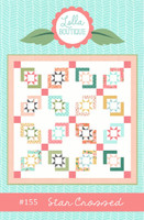 Lella Boutique Quilt Pattern - Star Crossed