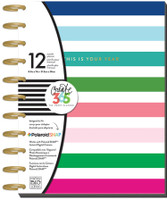 Create 365 - Me and My Big Ideas - 12 Months- UNDATED - BIG Happy Planner™ - Modern Brights