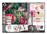 The Happy Planner - Create 365 - Me and My Big Ideas - 12 Month Box Kit - Faith Edition