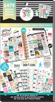 Create 365 - Me and My Big Ideas - The Happy Planner™ Value Pack Stickers - Work It Out