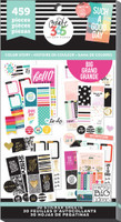 Create 365 - Me and My Big Ideas - The Happy Planner™ Value Pack Stickers - Color Story - BIG