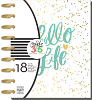 The Happy Planner - Me and My Big Ideas - 2016-2017 CLASSIC Happy Planner™ - Hello Life
