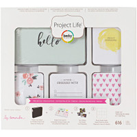 American Crafts - Project Life Core Kit - Fresh Edition