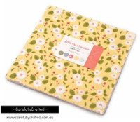 Moda Fabric Precuts Layer Cake - Little Miss Sunshine by Vanessa Goertzen Lella Boutique