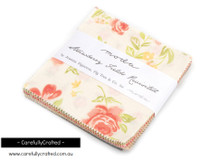 Moda Fabric Precuts Charm Pack - Strawberry Fields Revisited by Fig Tree Quilts