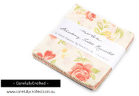 Moda Fabric Precuts Mini Charm Pack - Strawberry Fields Revisited by Fig Tree Quilts
