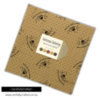 Moda Fabric Precuts Layer Cake - Homestead Gatherings by Primitive Gatherings